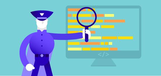 Mantenga el código fuente seguro con Data Loss Prevention