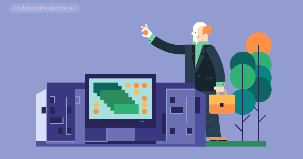 ¿Cómo ayuda Endpoint Protector a las Cooperativas de Ahorro y Crédito a Proteger sus Datos?